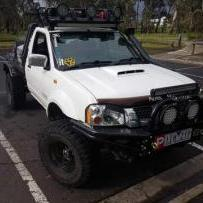 GU ZD30 Turbo on a D22 ZD30? - 4WD Chat - Australia4WD Forum