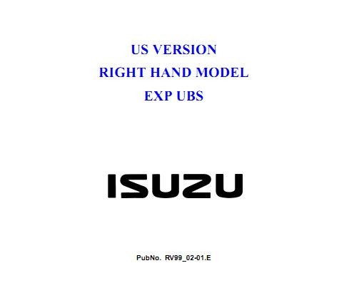 59913b987fb89_Trooperworkshopmanual UBS1998 2002.52266a2414281a075a31875ee01b871b pdf service manuals page 3 holden isuzu diy australia4wd forum isuzu dmax wiring diagram pdf at panicattacktreatment.co